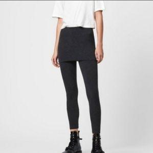 Legacy skirted black leggings
